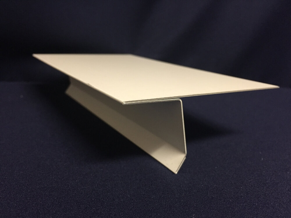 10 Drip Edge 2 1 8 Dave S Sheet Metal