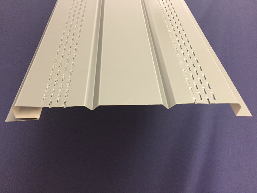 Triple Soffit Vented Dave S Sheet Metal
